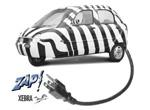 zap xebra with plug