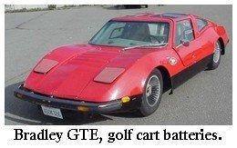 electric bradley GTE