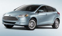 ford electric car