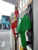pinned to the pump