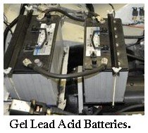 gel lead acid batteries