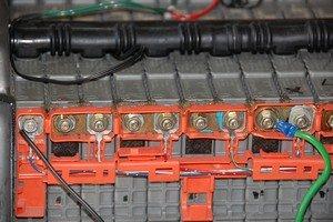 Hybrid Car Battery Pack (2002 Prius)