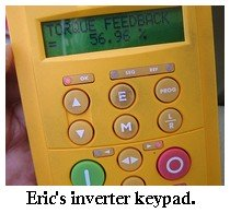 controller keypad