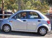 katie's it electric car