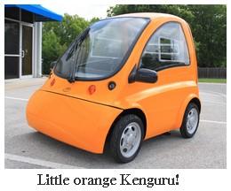 orange Kenguru