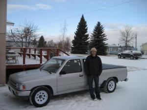 John and Julie's Toyota Pickup EV Conversion