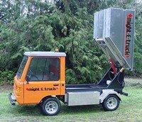 orange might e truck