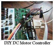 DIY motor controller