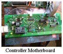 motor controller motherboard