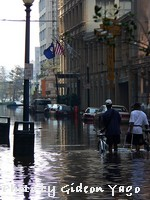 katrina flooded streets