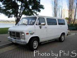 GMC Electric G Van