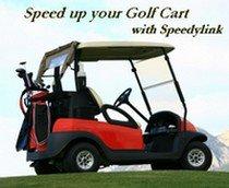 fast golf carts