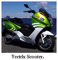vectrix electric scooter