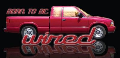 Chevy S-10 conversion featured in
